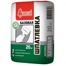 СТАРАТЕЛИ Базовая шпатлевка цементная (20 кг)