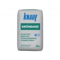 Штукатурка цементная теплоизоляционная фасадная КНАУФ-Грюнбанд 25 кг