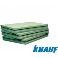 ПГП плиты гипсовые Кнауф 667х500х80мм полнотелая влагостойкая