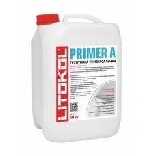 Грунтовка Литокол  Primer A, 10 кг