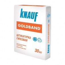Штукатурка гипсовая Knauf Гольдбанд, 30 кг