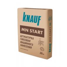 Штукатурка KNAUF MN Start, 30 кг белая