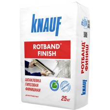 Шпаклевка гипсовая финишная Knauf Rotband Finish, 25 кг