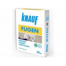 Шпатлевка Knauf-Фюгенфюллер Фуген (Фугенфюллер) для ГКЛ 25кг.