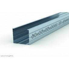 Профиль стоечный ПС (50х50мм l=3м)  Колорид  толщина 0,50