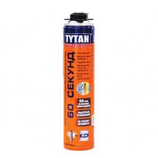 Пено-клей Tytan Professional Быстрый 60 секунд 750 мл