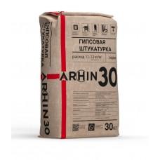 Штукатурка Гипсовая ручного и машинного нанесения ARCHIN 30 серая 30кг