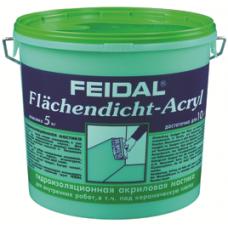Гидроизоляция Feidal Flachendicht-Acryl