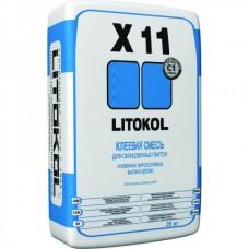 Клей плиточный Litokol X11 25 кг